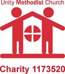 Unity Methodist Church logo - Charity 1173520